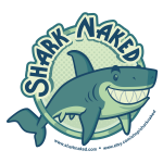 Shark Naked Logo, www.sharknaked.com
